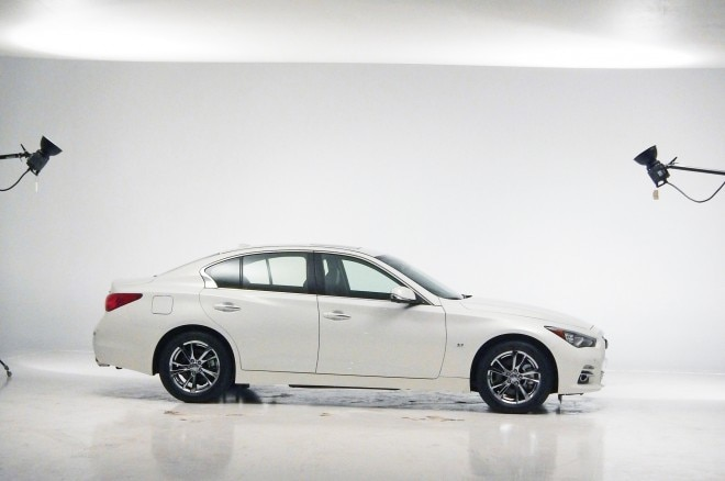 2014 Infiniti Q50 Profile Photo Shoot1 660x438