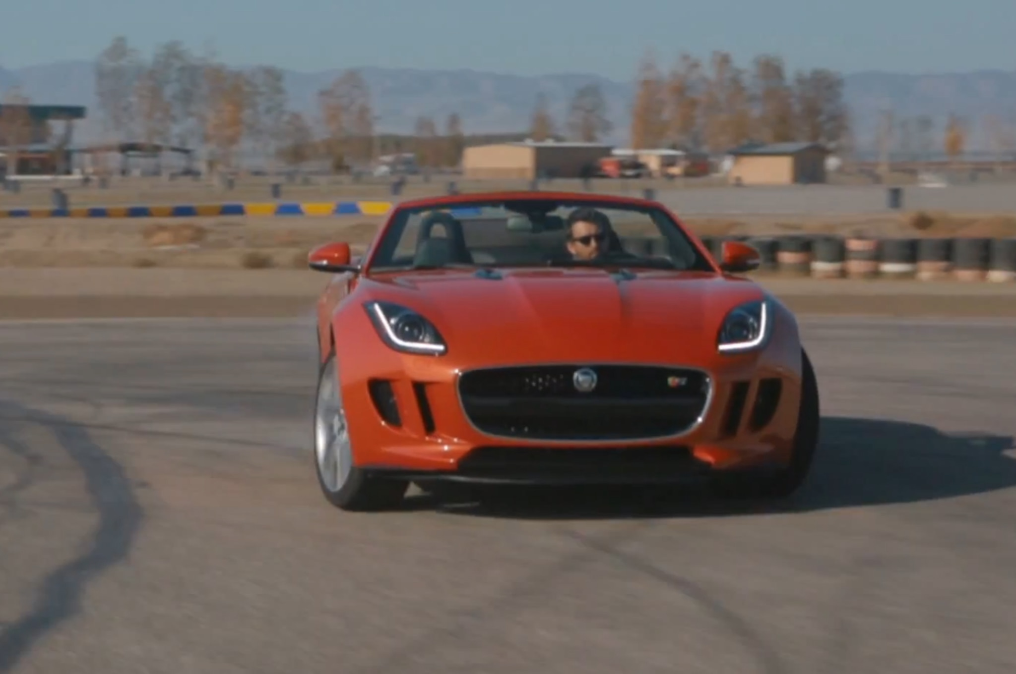 2014 Jaguar F Type Convertible Powerslide