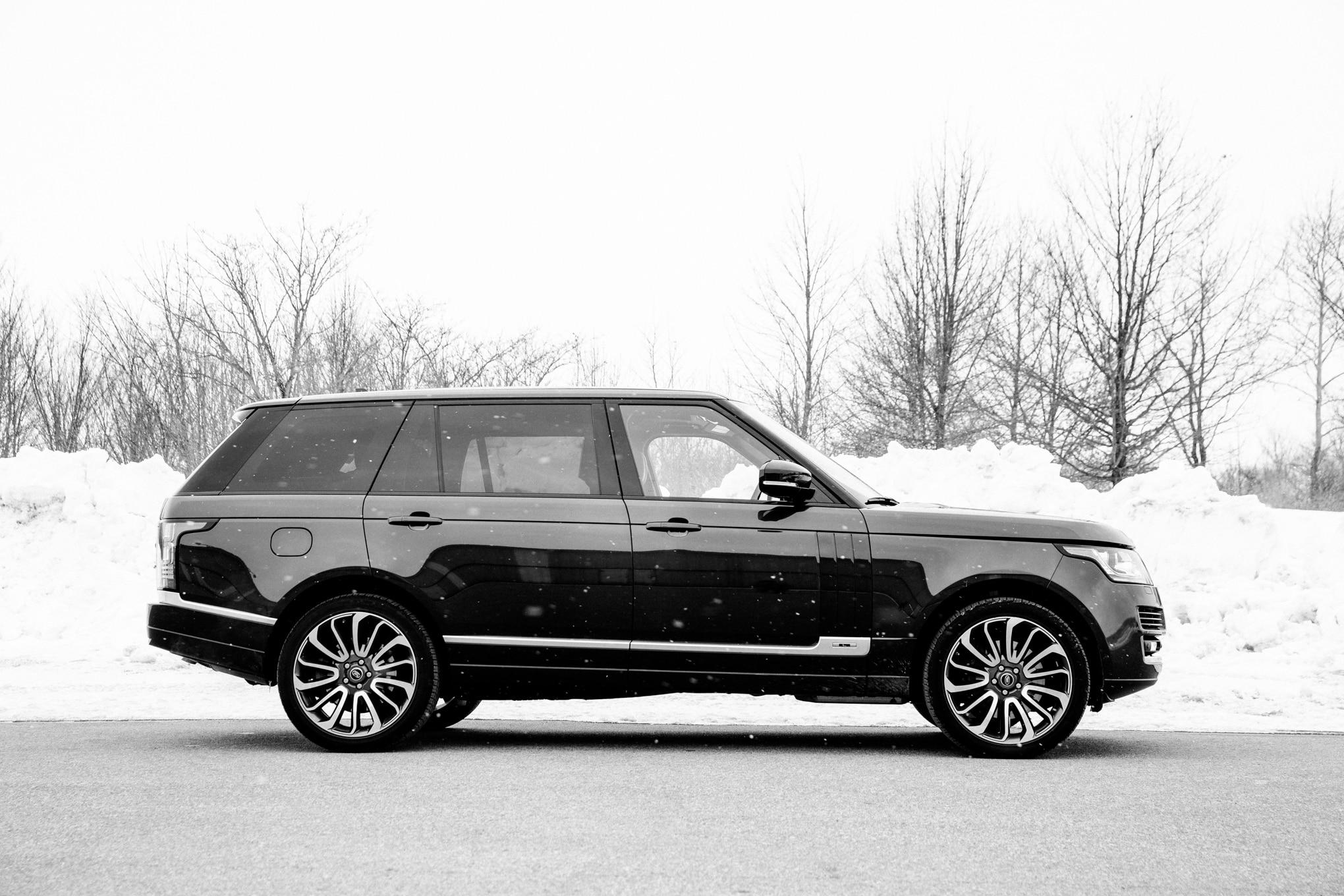 2014 Land Rover Range Rover Lwb Autobio Profile1