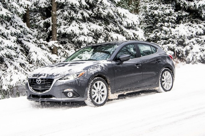 2014 Mazda 3 Front Three Quarter 2 Four Seasons March1 660x438