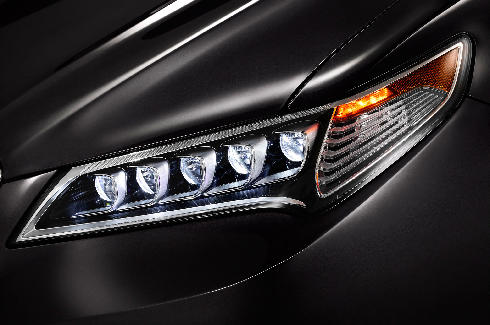 2015 Acura Tlx Shown In New York Automobile Magazine