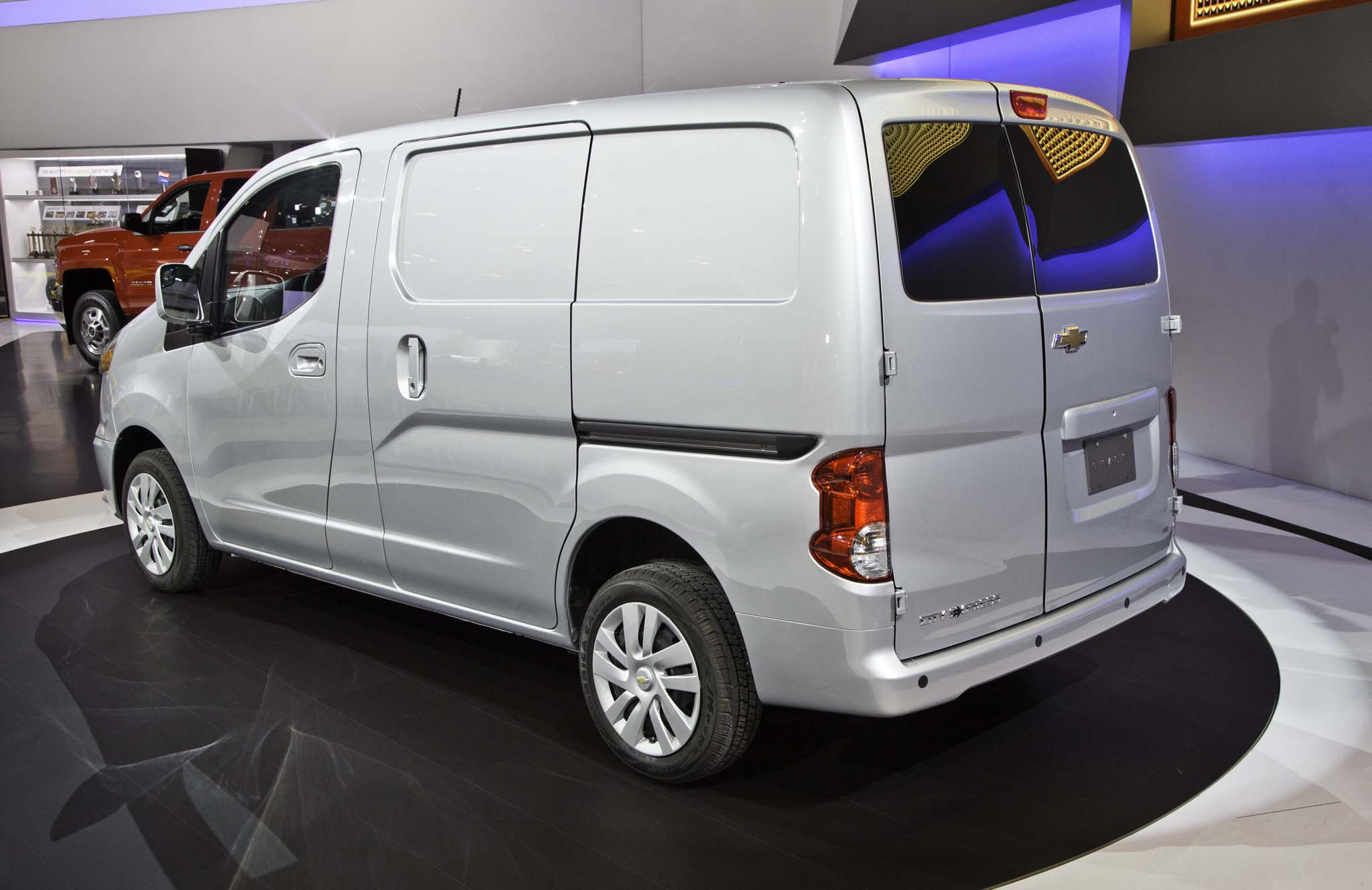 2015 chevrolet city express starts at 22 950 automobile magazine. Black Bedroom Furniture Sets. Home Design Ideas