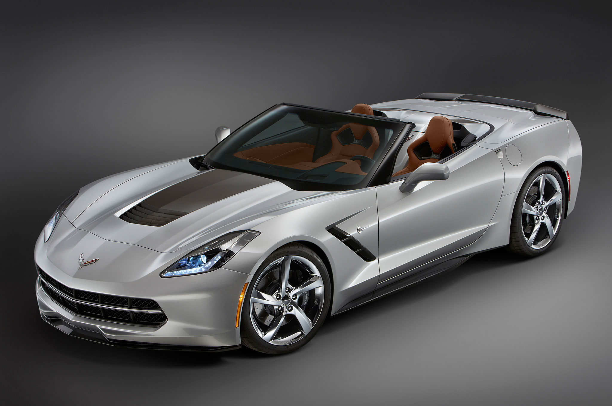 2015 Chevrolet Corvette Stingray Atlantic Convertible