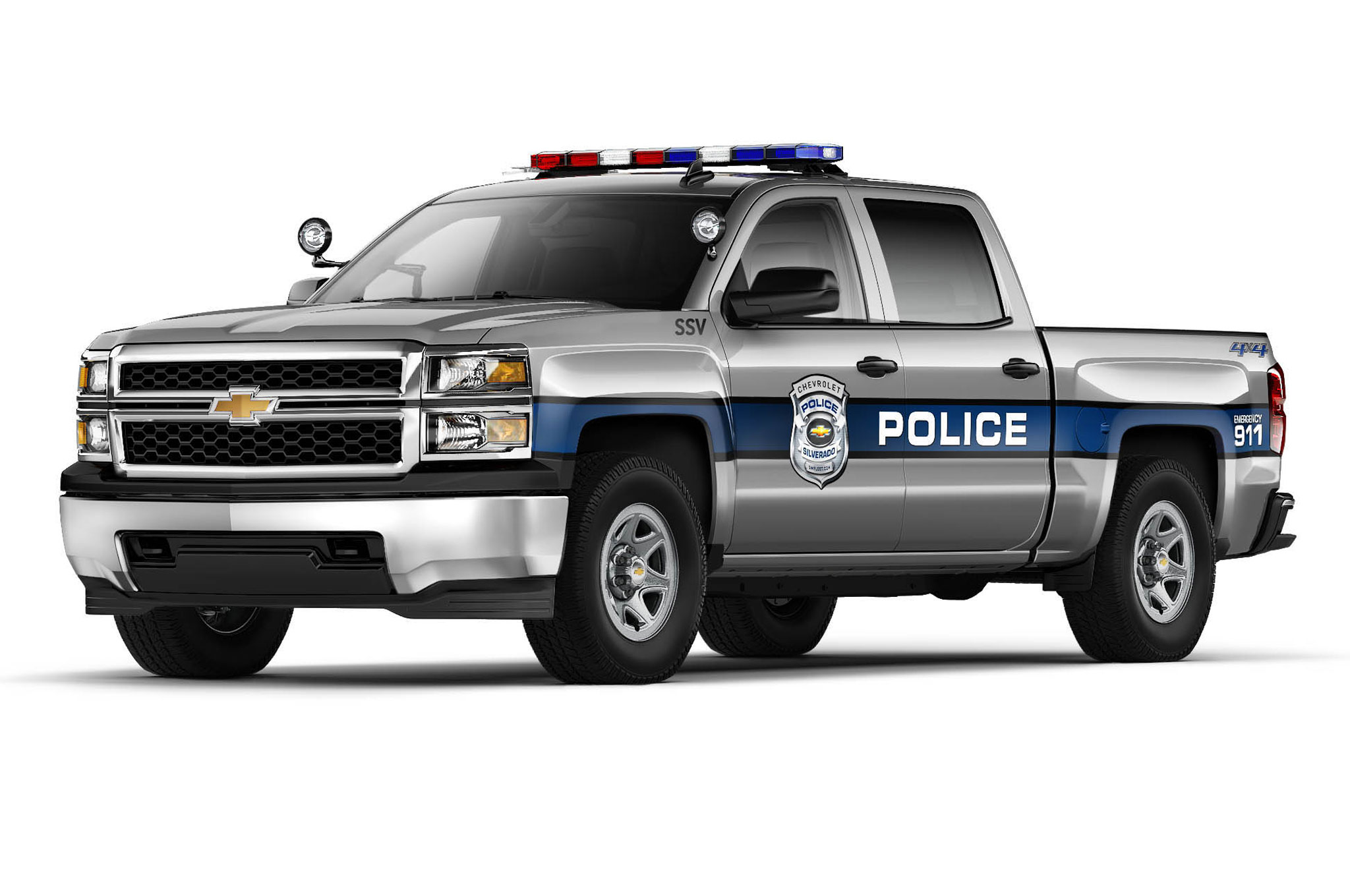 Fleets can choose to have all of their 2015 chevrolet silverado