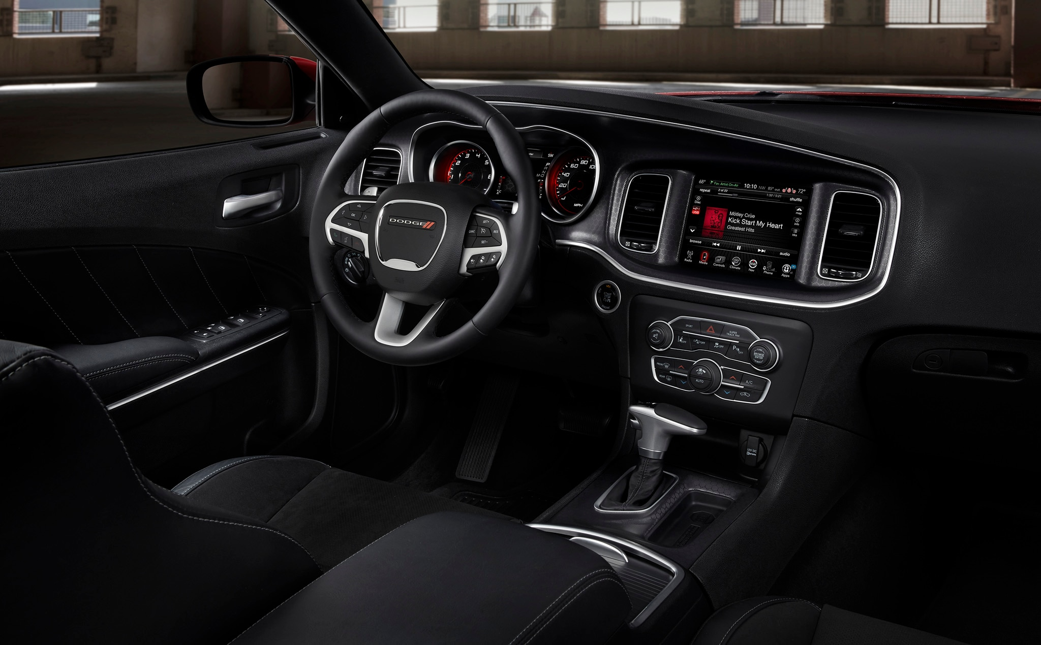 2015 dodge charger premiers at new york show - automobile magazine