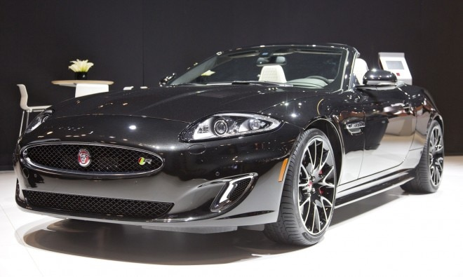 2015 Jaguar XKR Final Fifty Convertible1 660x395