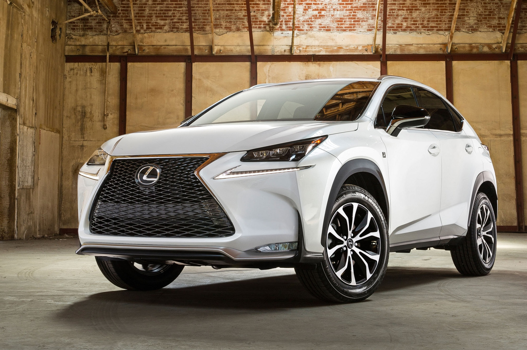 2015 lexus nx 200t and nx 300h details revealed automobile magazine. Black Bedroom Furniture Sets. Home Design Ideas