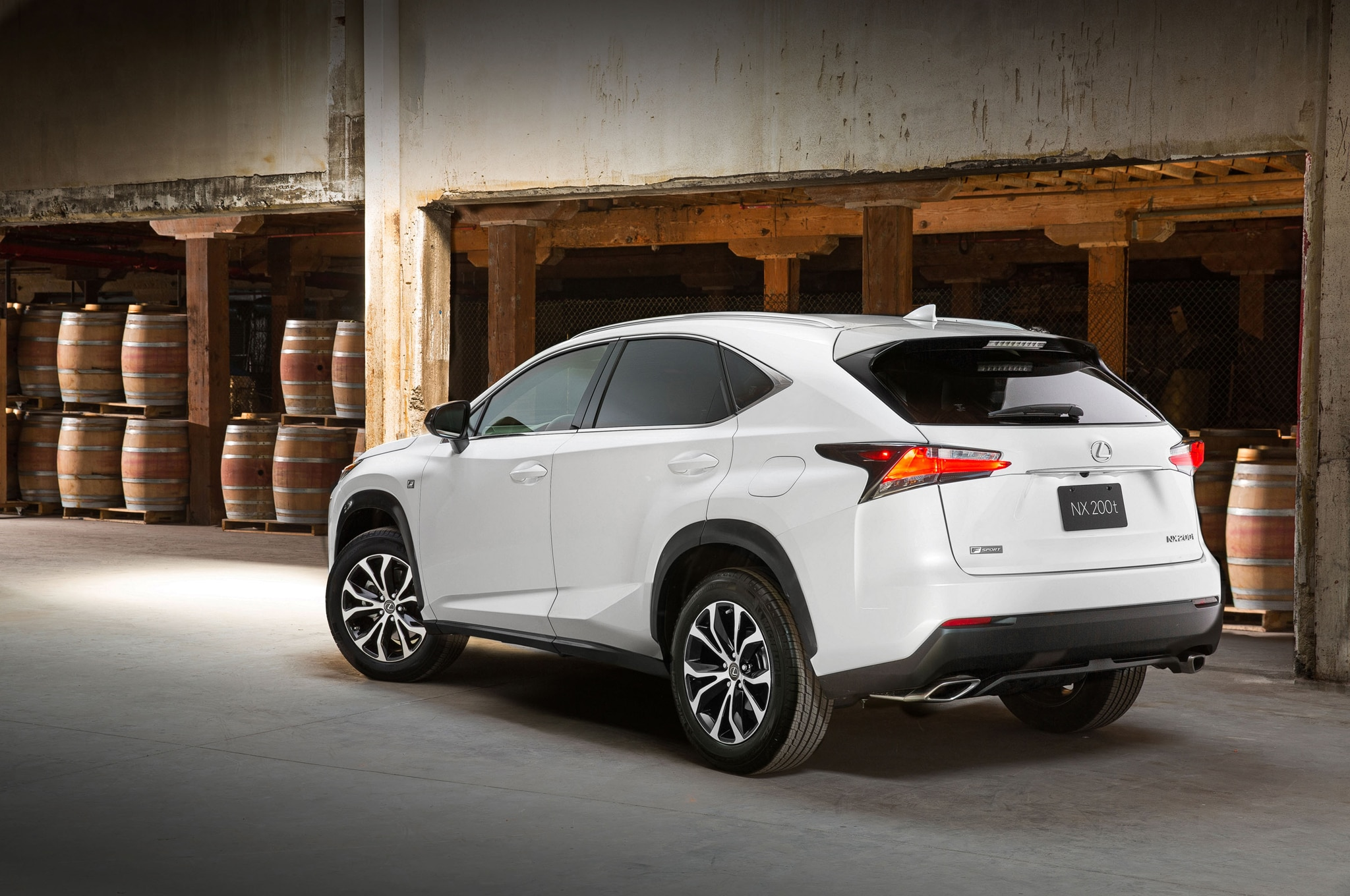 2015 Lexus NX 200t And NX 300h Details Revealed