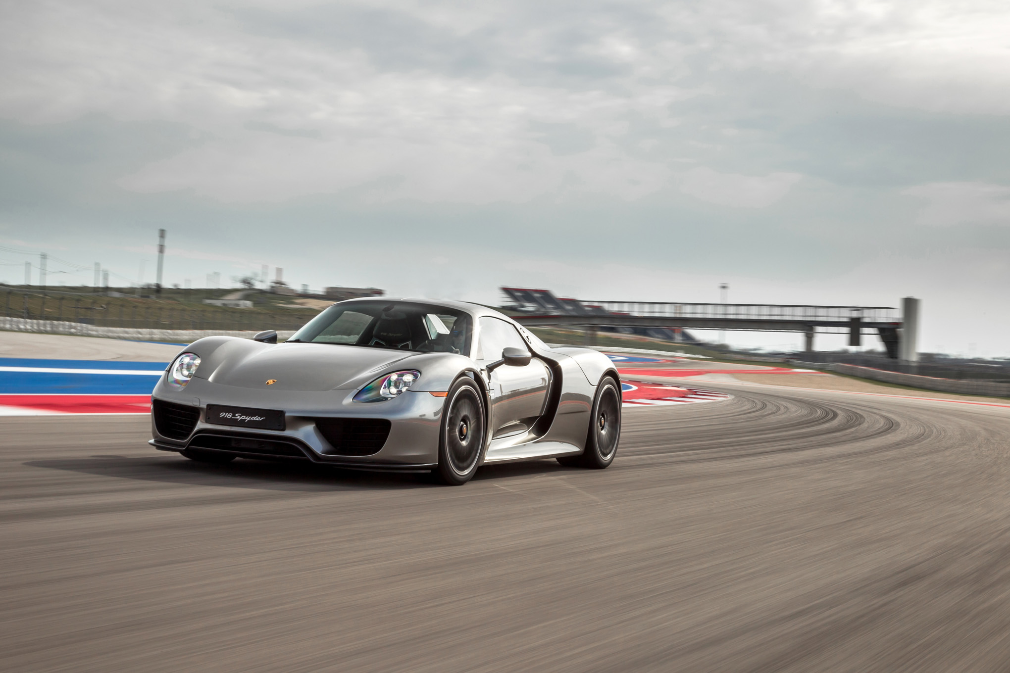 porsche 918 recalled for incorrect seat belt bolts automobile magazine. Black Bedroom Furniture Sets. Home Design Ideas