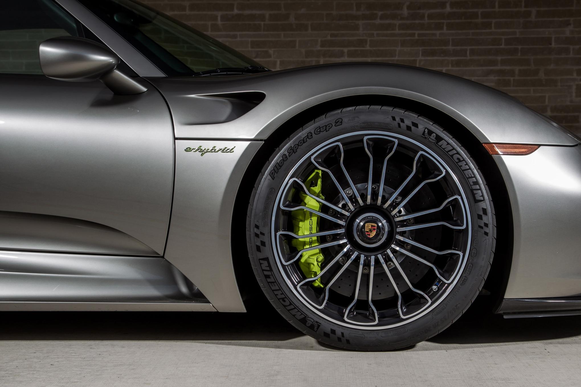 2015-Porsche-918-Spyder-wheels1 Elegant Porsche 918 Spyder Los Angeles Cars Trend