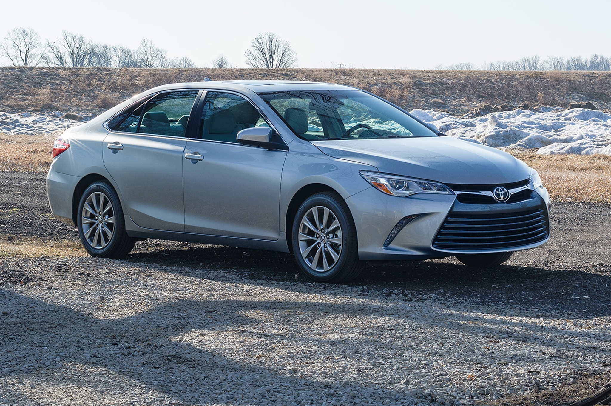 2015 Toyota Camry Refresh Shown in New York - Automobile Magazine