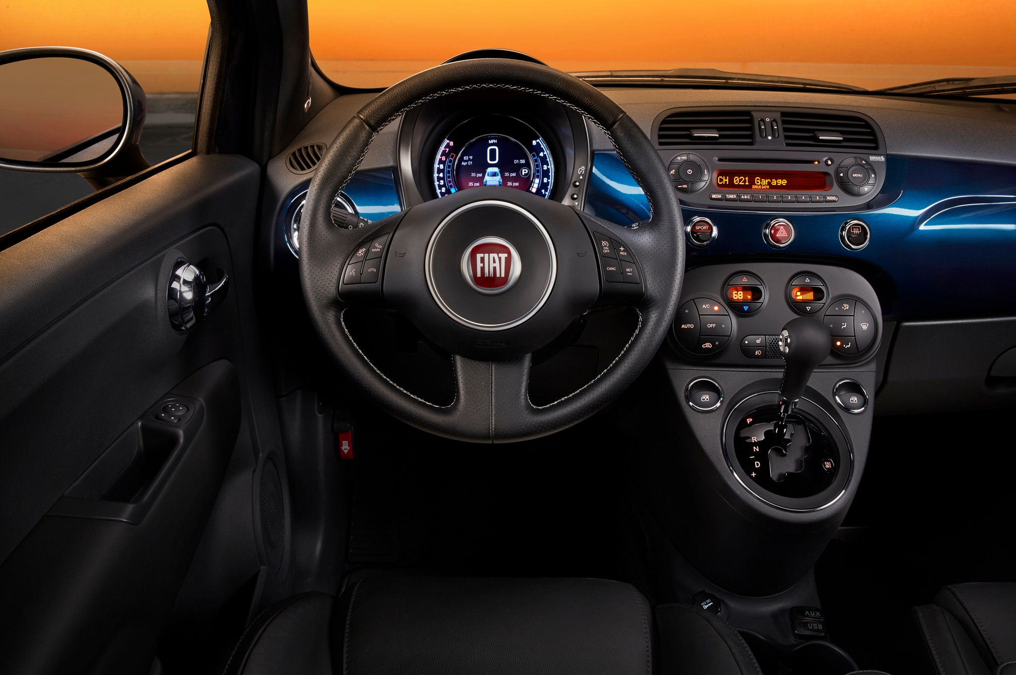 2015 Fiat 500 And 500 Abarth Updated Automobile Magazine