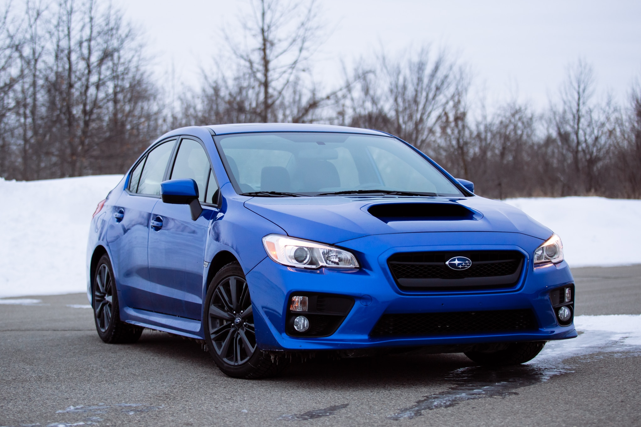 2015 Subaru Wrx Front Three Quarter 31