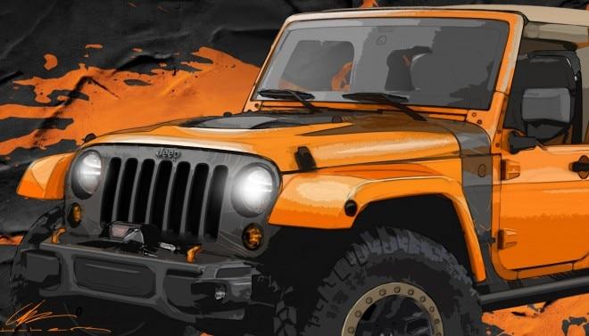 Jeep Wrangler MOJO Concept Teaser1 660x377