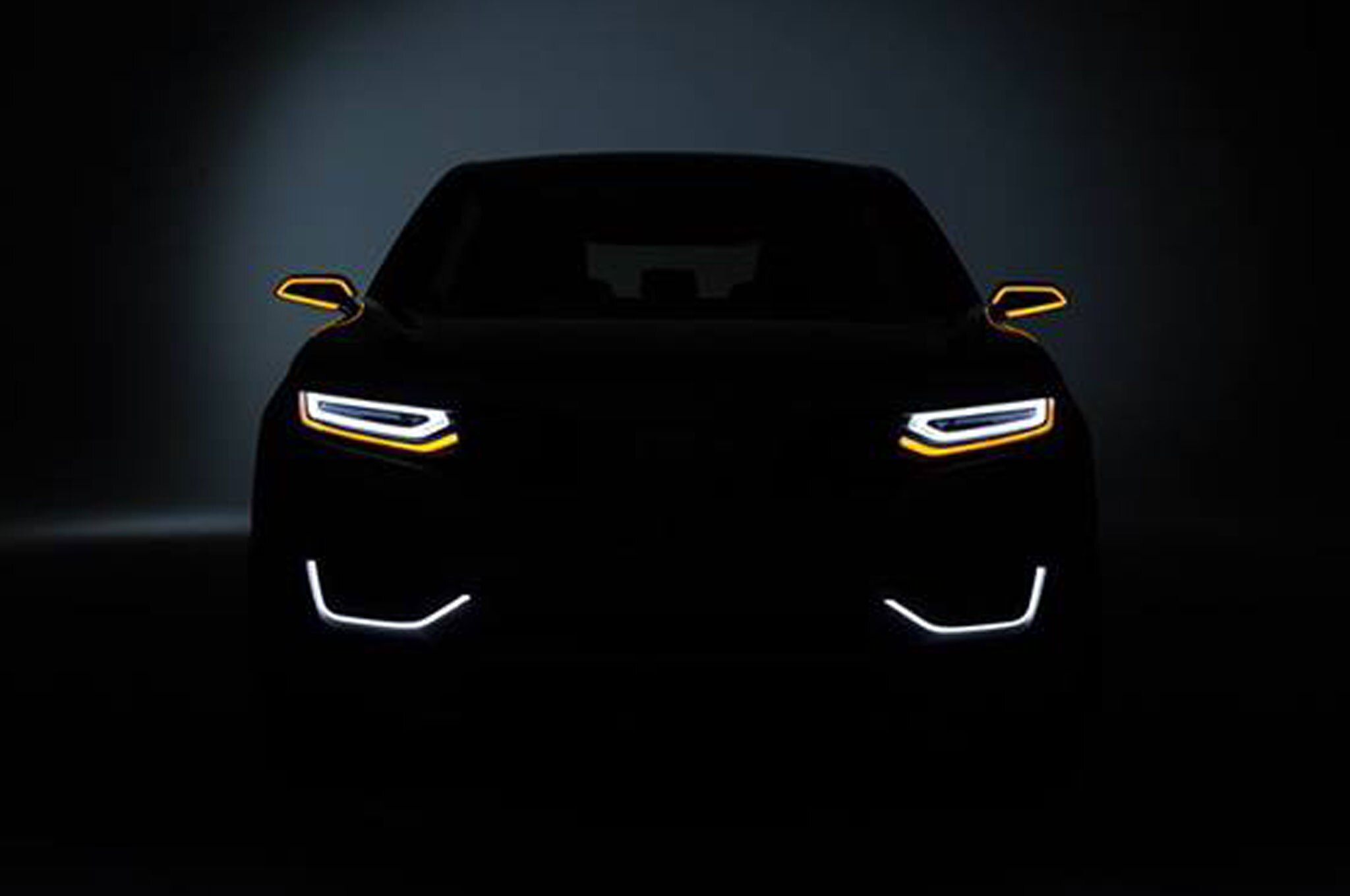 Lincoln MKX Concept Teaser Photo