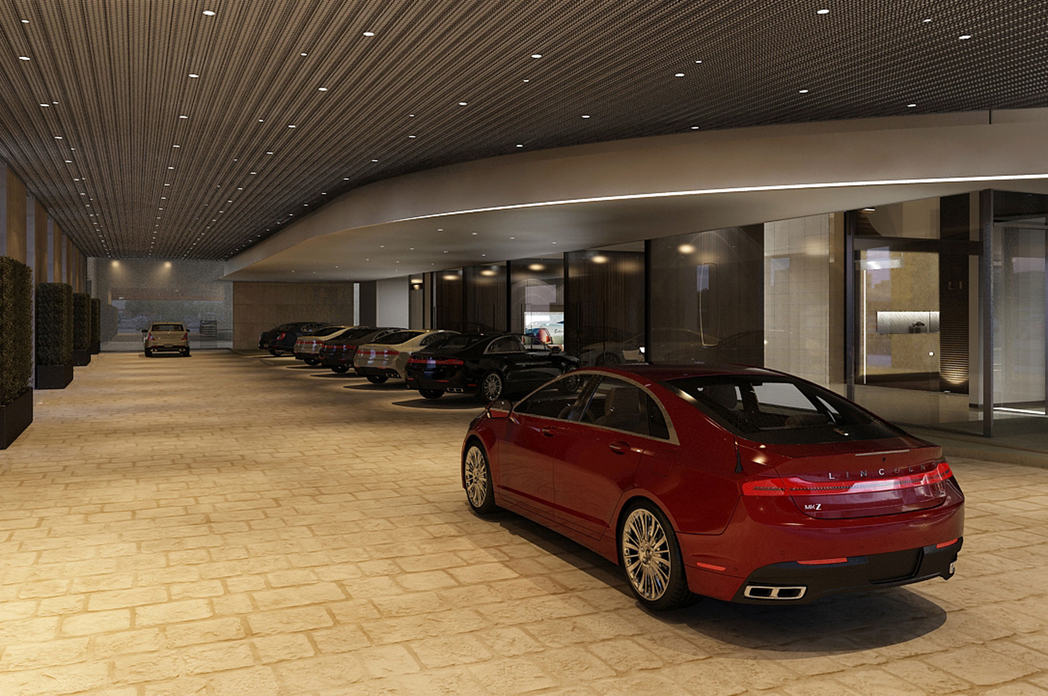 Lincoln Reveals China Sales Strategy Automobile Magazine
