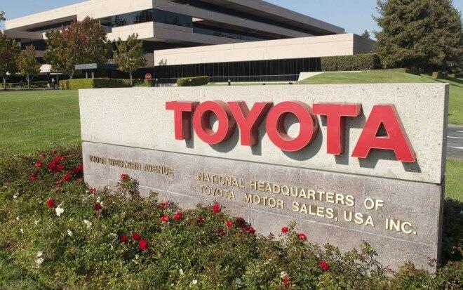 Toyota Headquarters Building 660x413