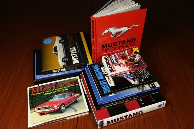 Ford Mustang Book Review Group Shot 660x438