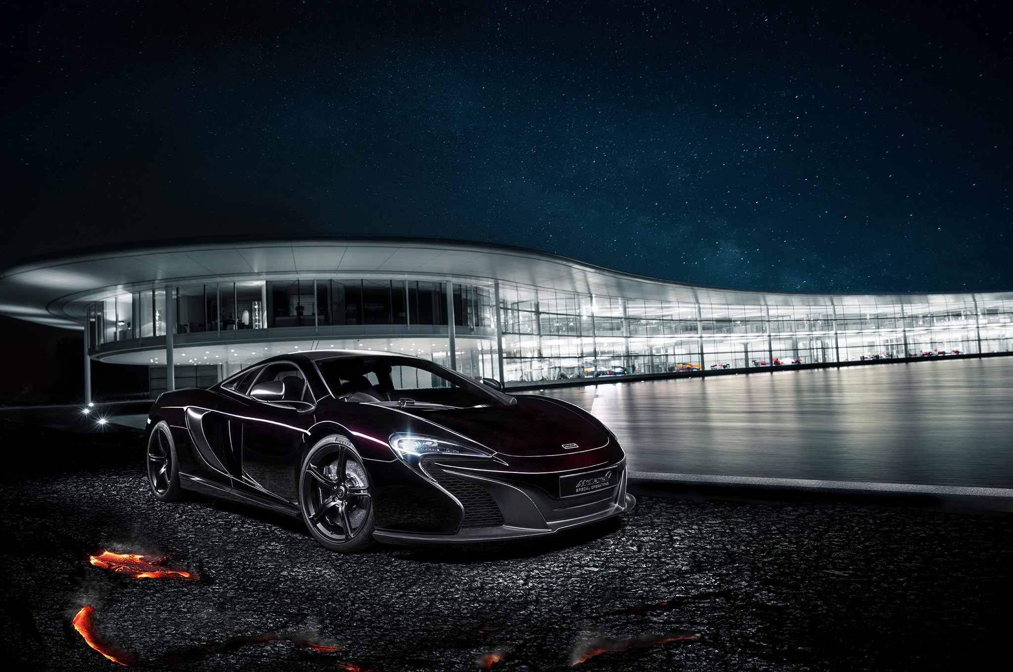 Mclaren Mso 650s Coupe Concept 1 Front Three Quarter1