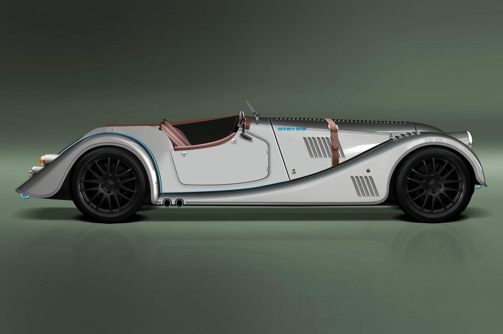 Morgan Plus 8 Speedster 51