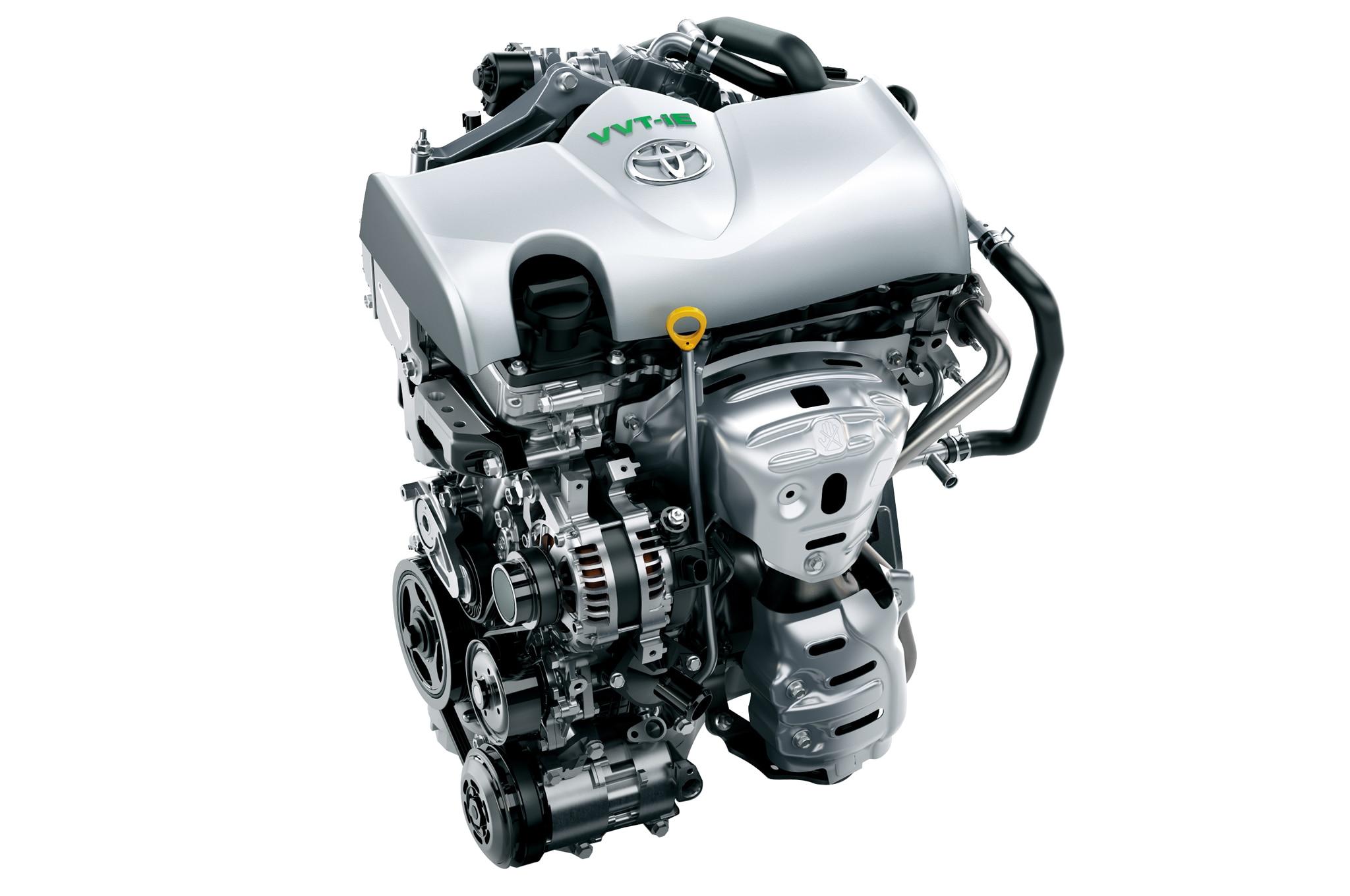 Toyota Efficiency Engine 1 3 Liter
