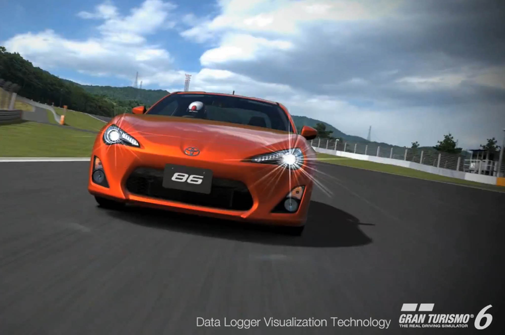 Toyota Gt86 Sports Drive Logger Video1