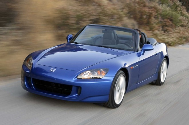2006 Honda S2000 Front Three Quarter1 660x438