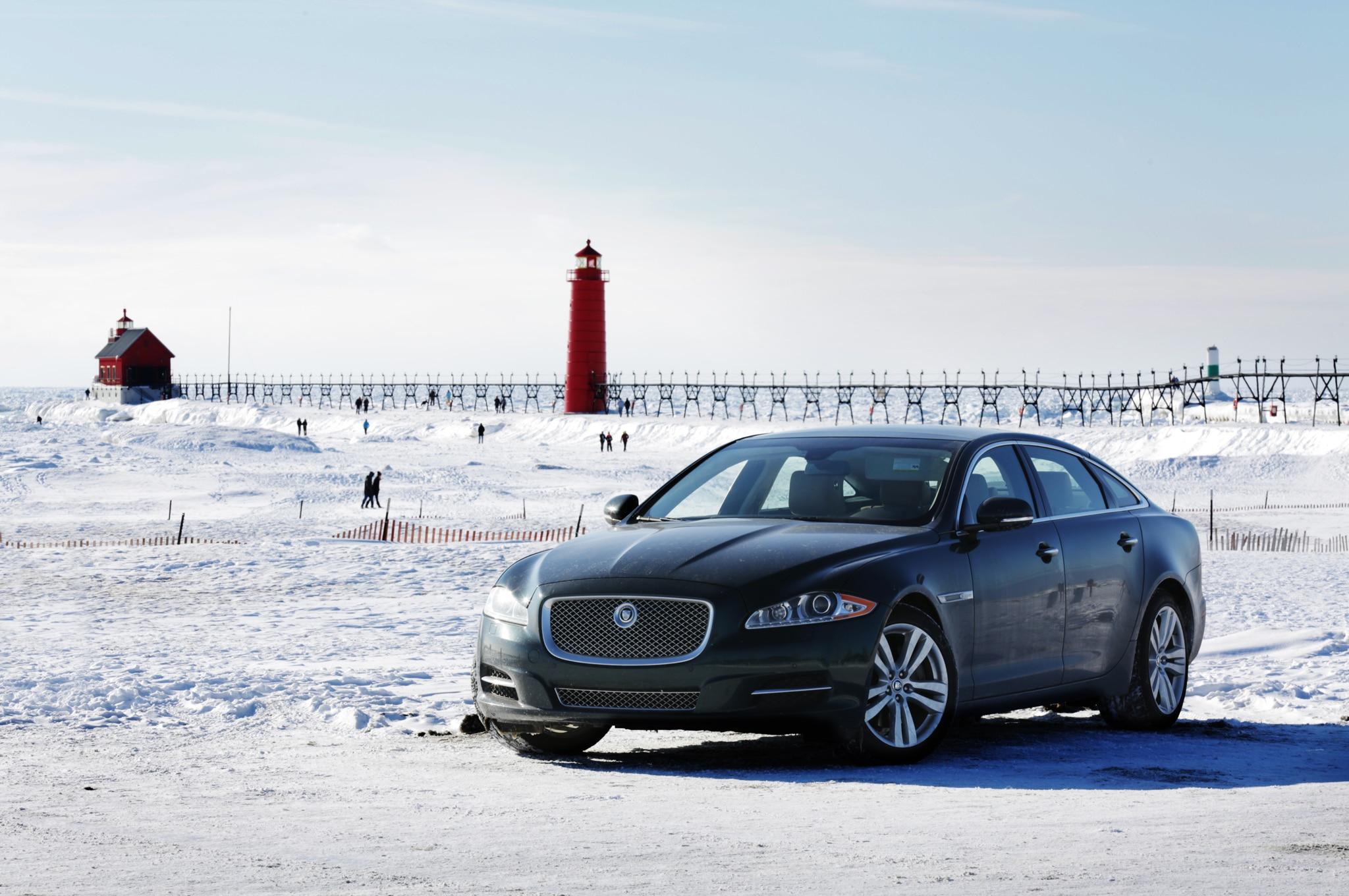 2013 Jaguar Xjl Front Grand Haven 021