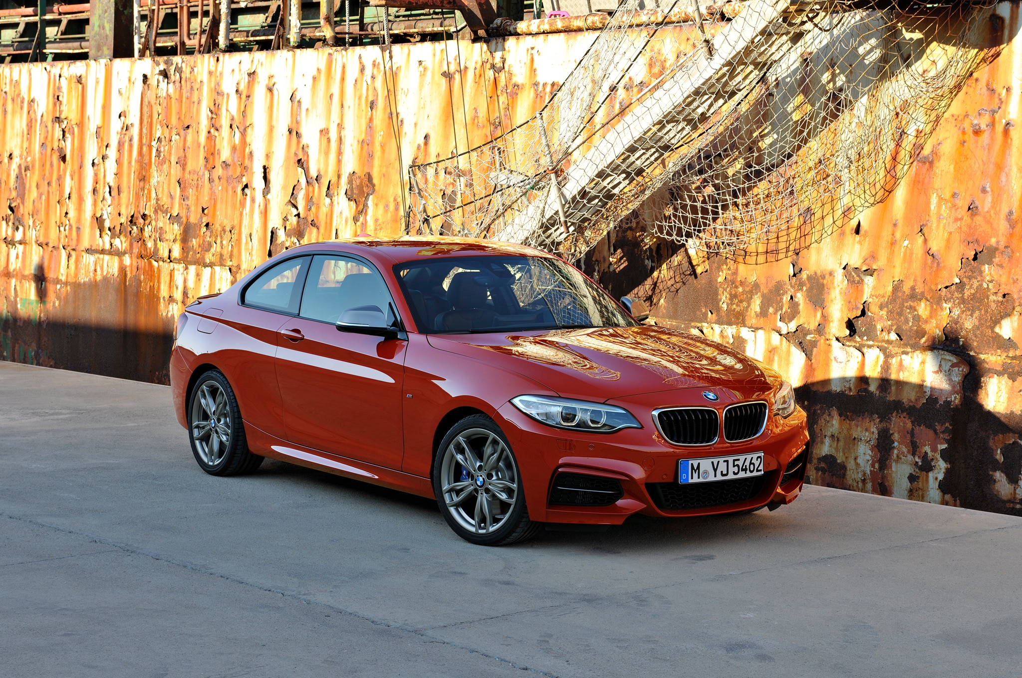 report bmw m2 coupe coming end of 2015 automobile magazine. Black Bedroom Furniture Sets. Home Design Ideas