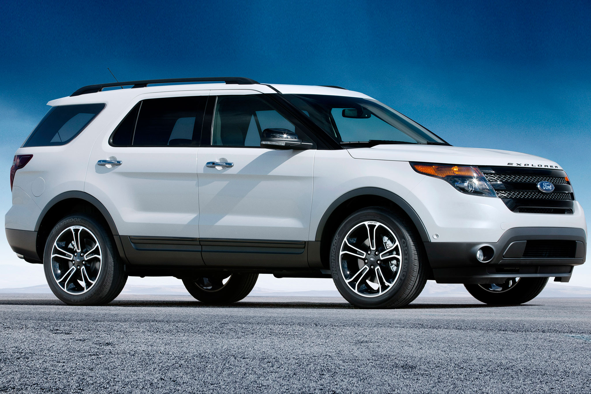 81000 2014 2015 Ford Explorer Recalled For Suspension Issue