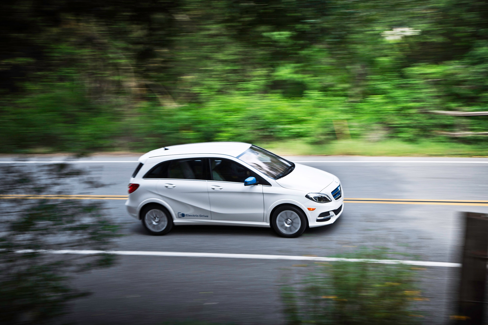 2014 mercedes benz b class electric drive review