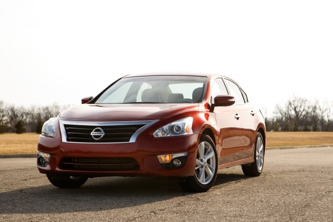 2014 Nissan Altima SL Front End 660x440
