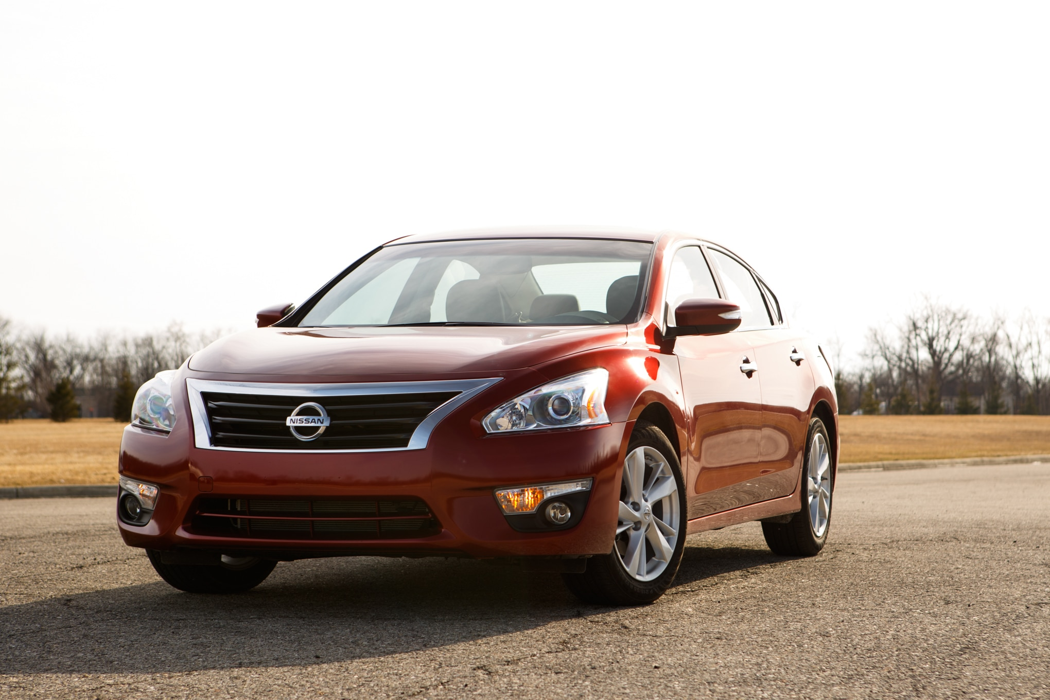 2014 Nissan Altima SL Front End