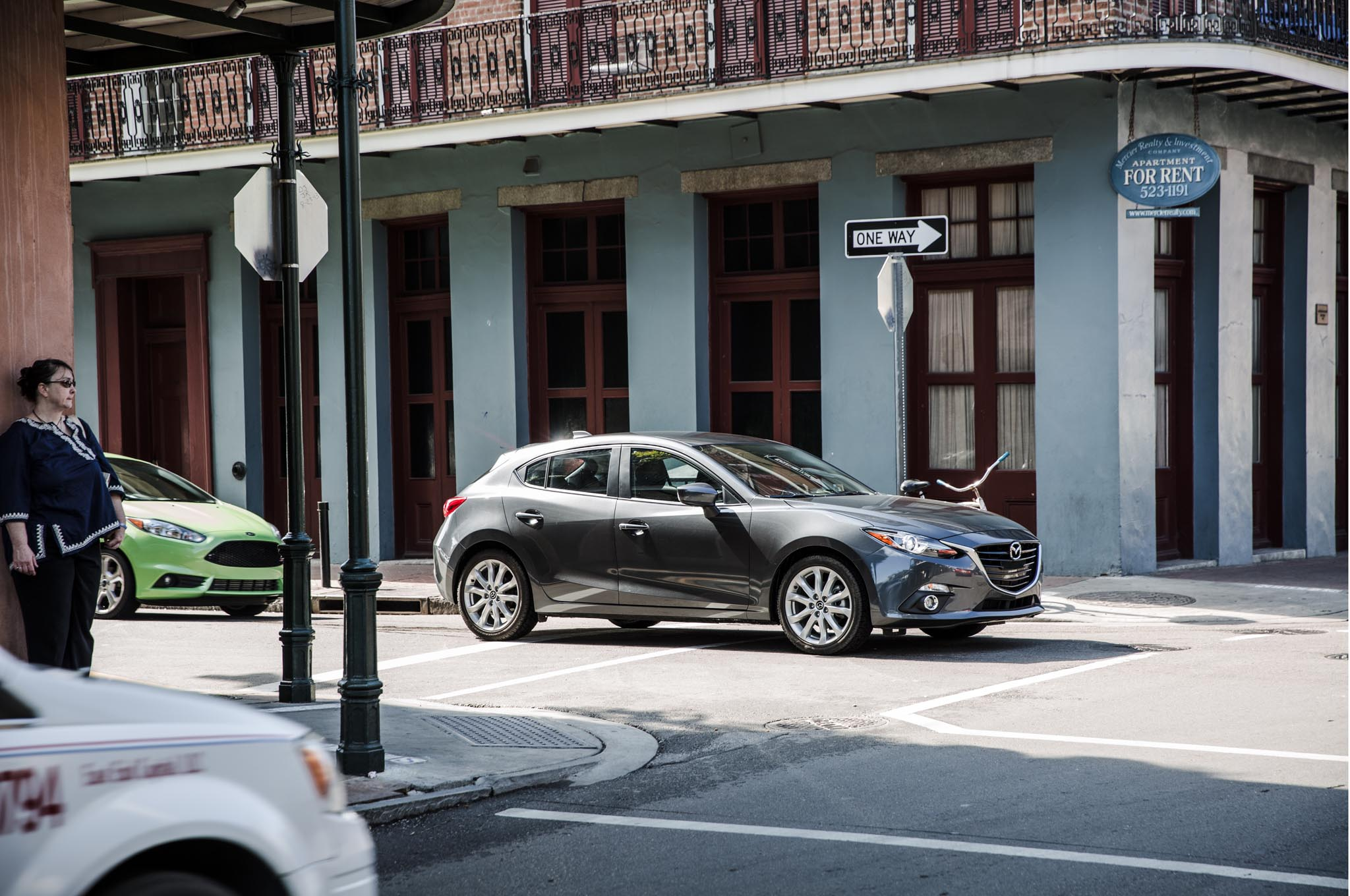 2014 Mazda 3 And Ford Fiesta St New Orleans1