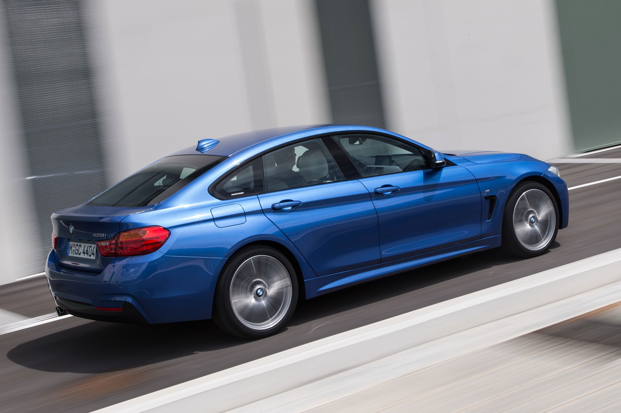 2015 Bmw 428i Gran Coupe Review Automobile Magazine