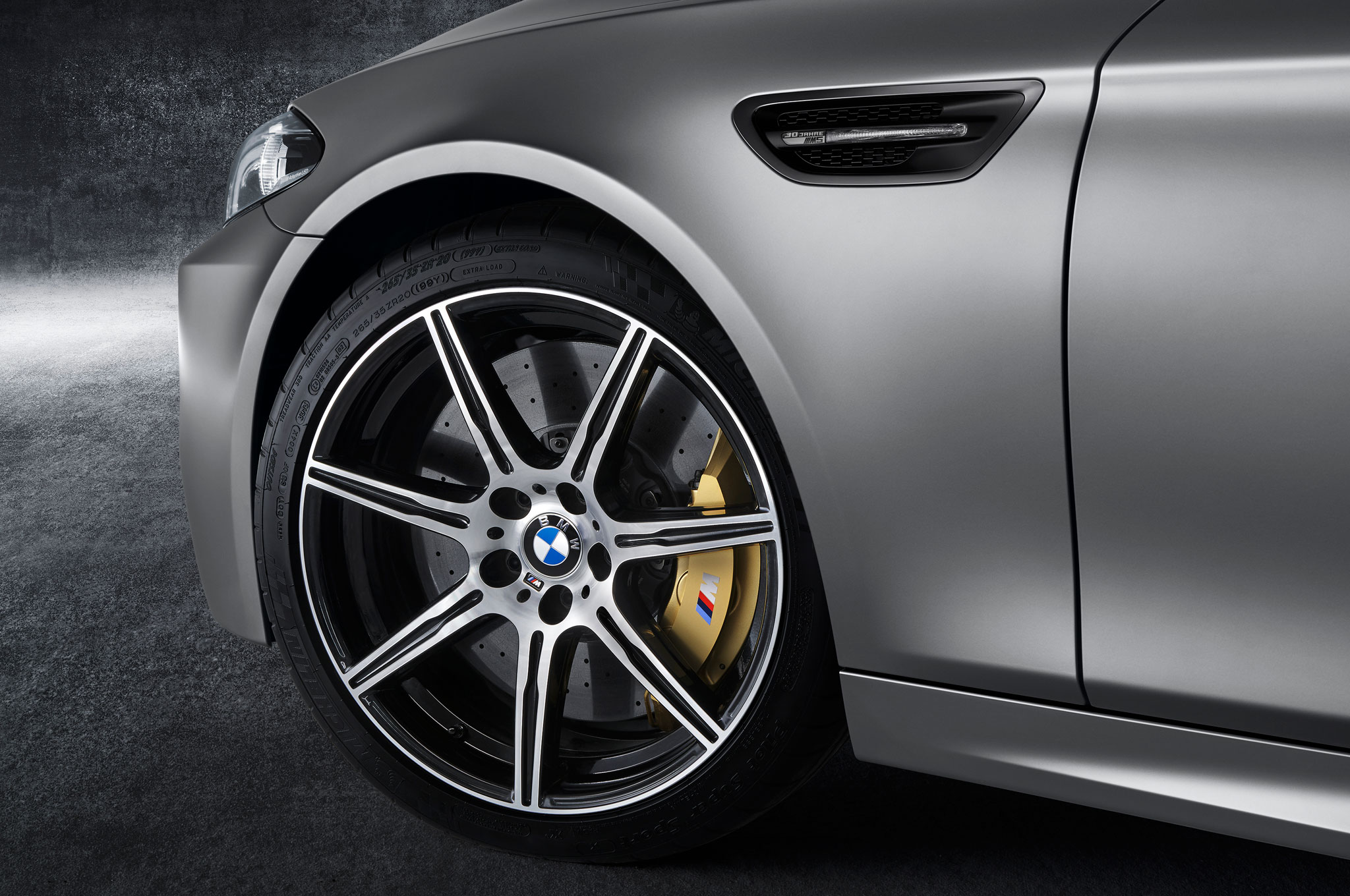 2015 BMW M5 30th Anniversary Edition Packs 600 HP  Automobile