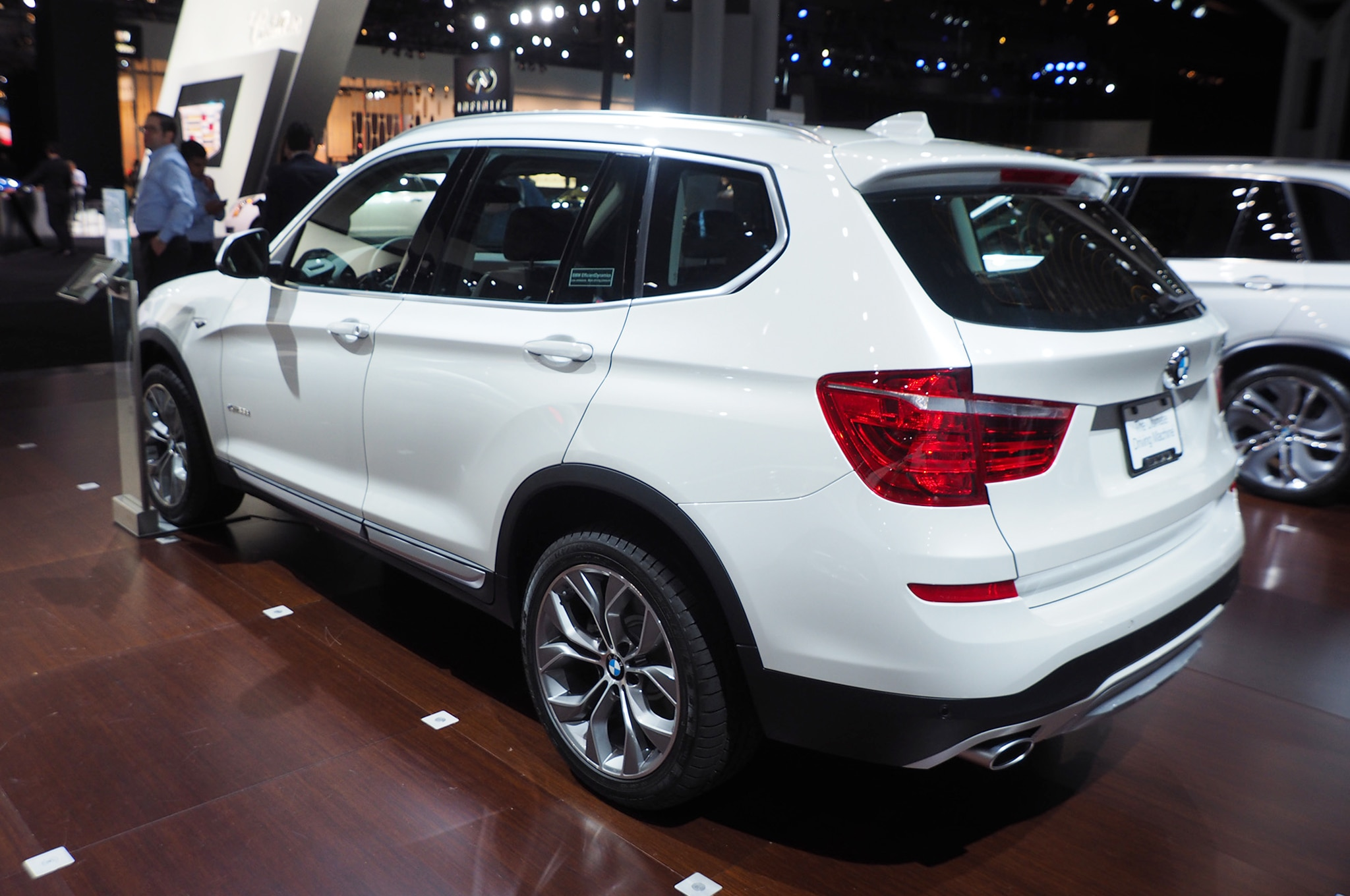 2015 bmw x3 are set to hit showrooms within the next few weeks joseph capparella