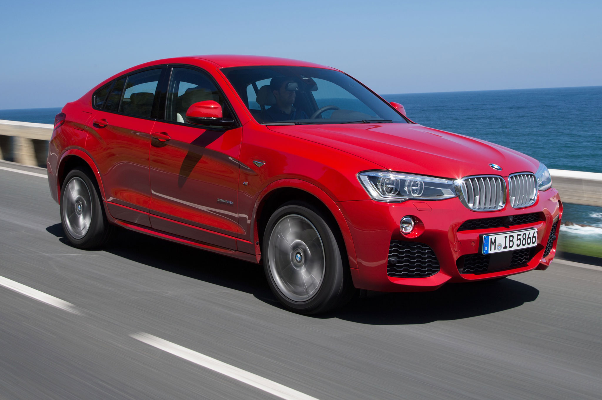 2015 bmw x4 xdrive35i review automobile magazine. Black Bedroom Furniture Sets. Home Design Ideas