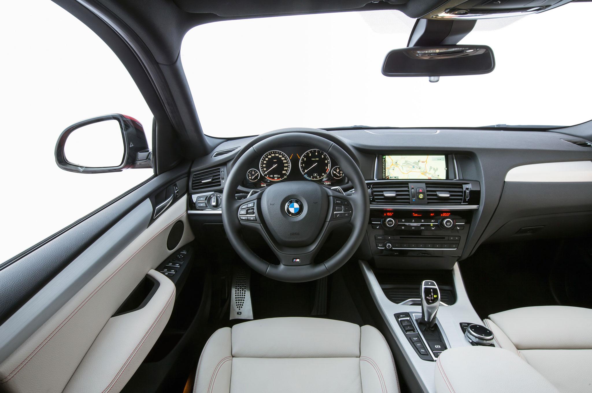 2015 Bmw X4 Xdrive35i Review Automobile Magazine