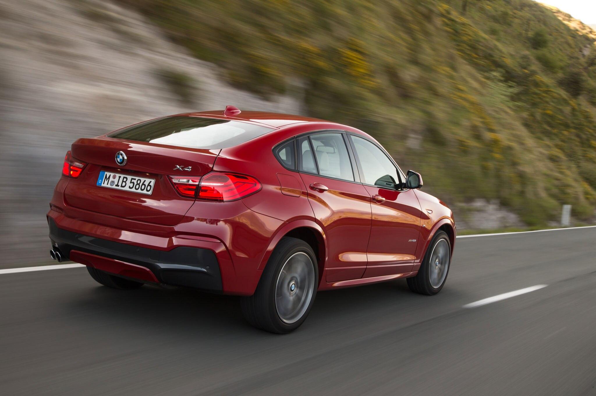 Wonderful 2015 BMW X4 XDrive35i Review  Automobile Magazine
