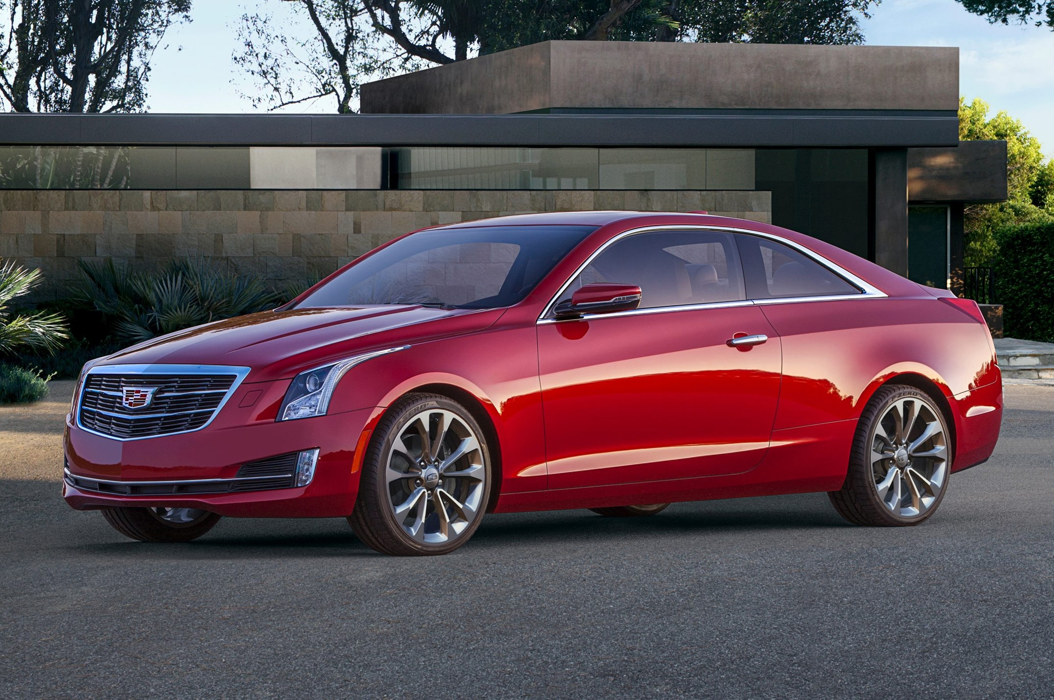 Cadillac Ats V Coupe >> 2015 Cadillac ATS Coupe Priced at $38,990