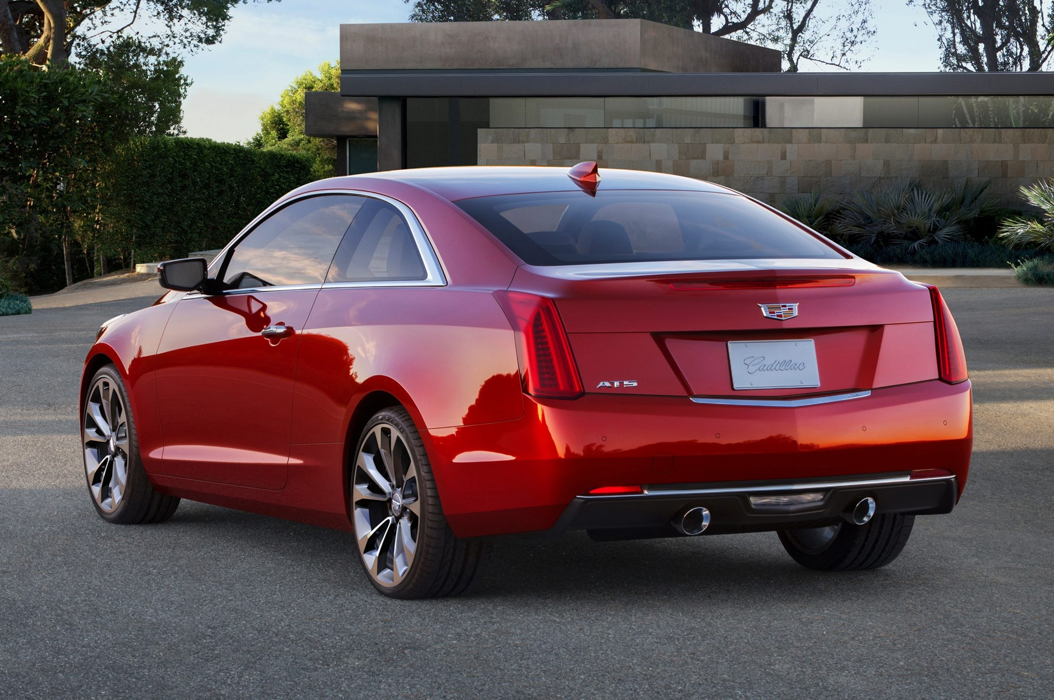 2015 cadillac ats coupe priced at 38 990. Black Bedroom Furniture Sets. Home Design Ideas