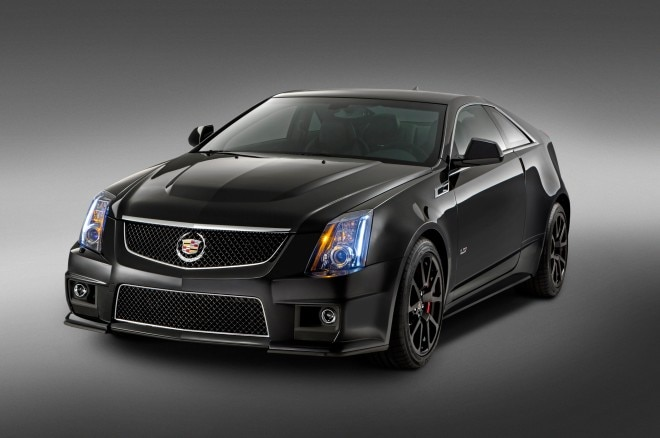 2015 Cadillac CTS V Coupe Front Three Quarters1 660x438