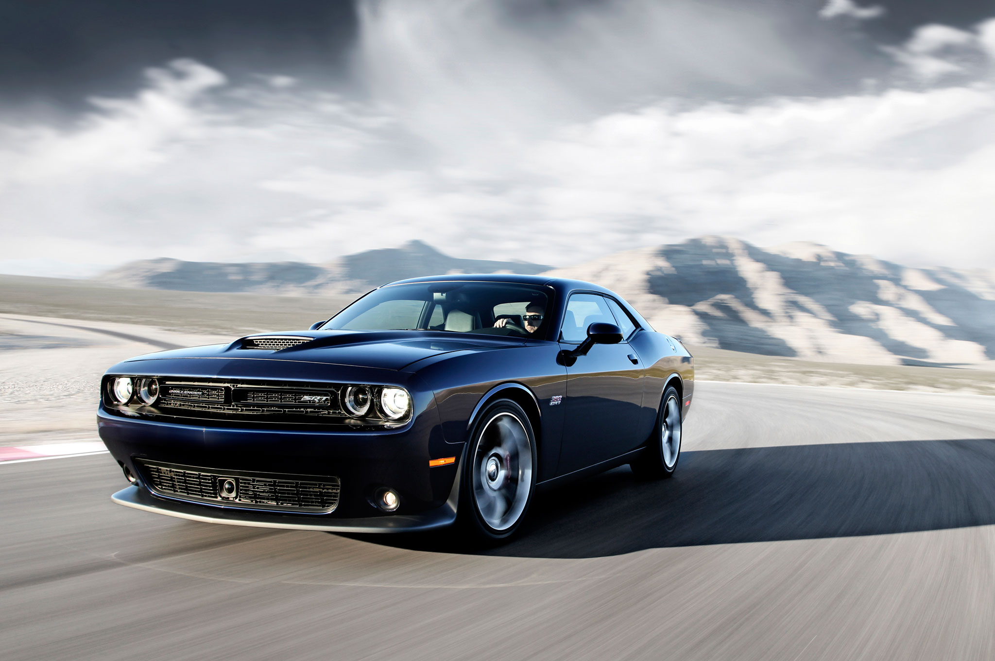 2015 Dodge Challenger Adds \