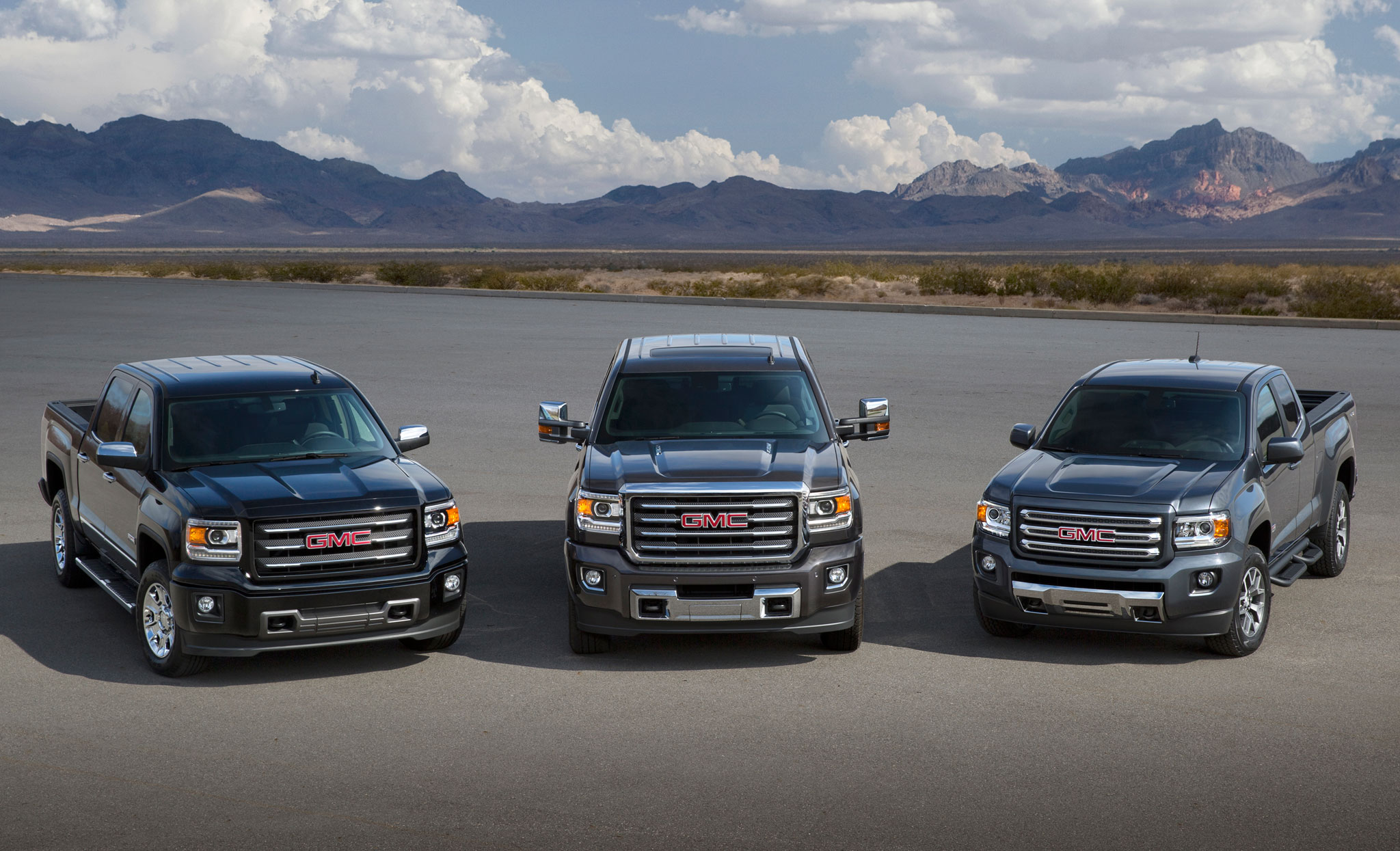 Gmc Launches 2015 Sierra All Terrain Hd Automobile Magazine