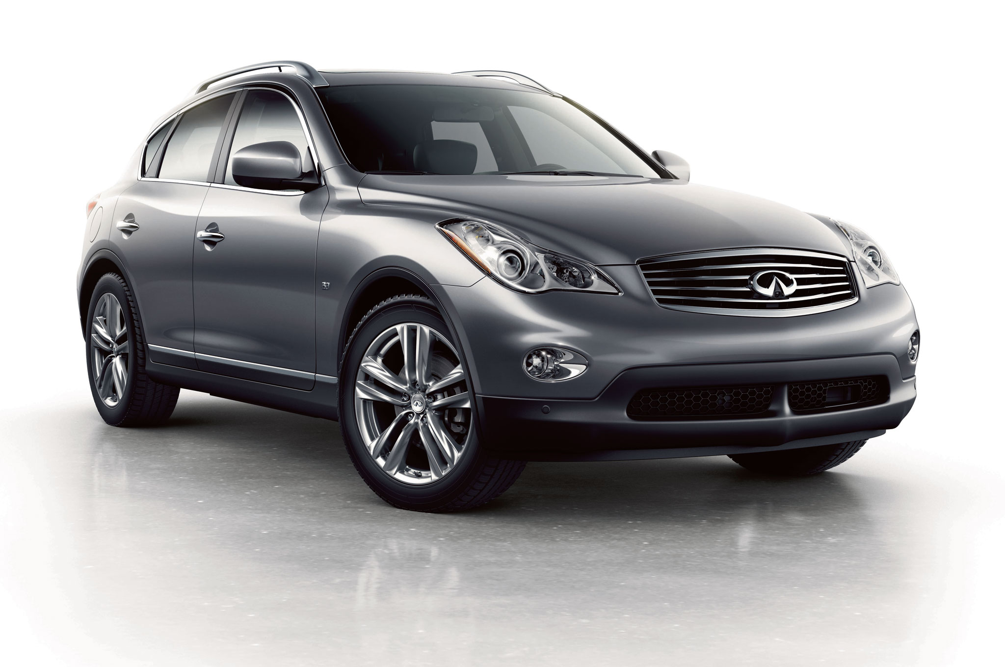 2015 Infiniti QX50 Front Side View
