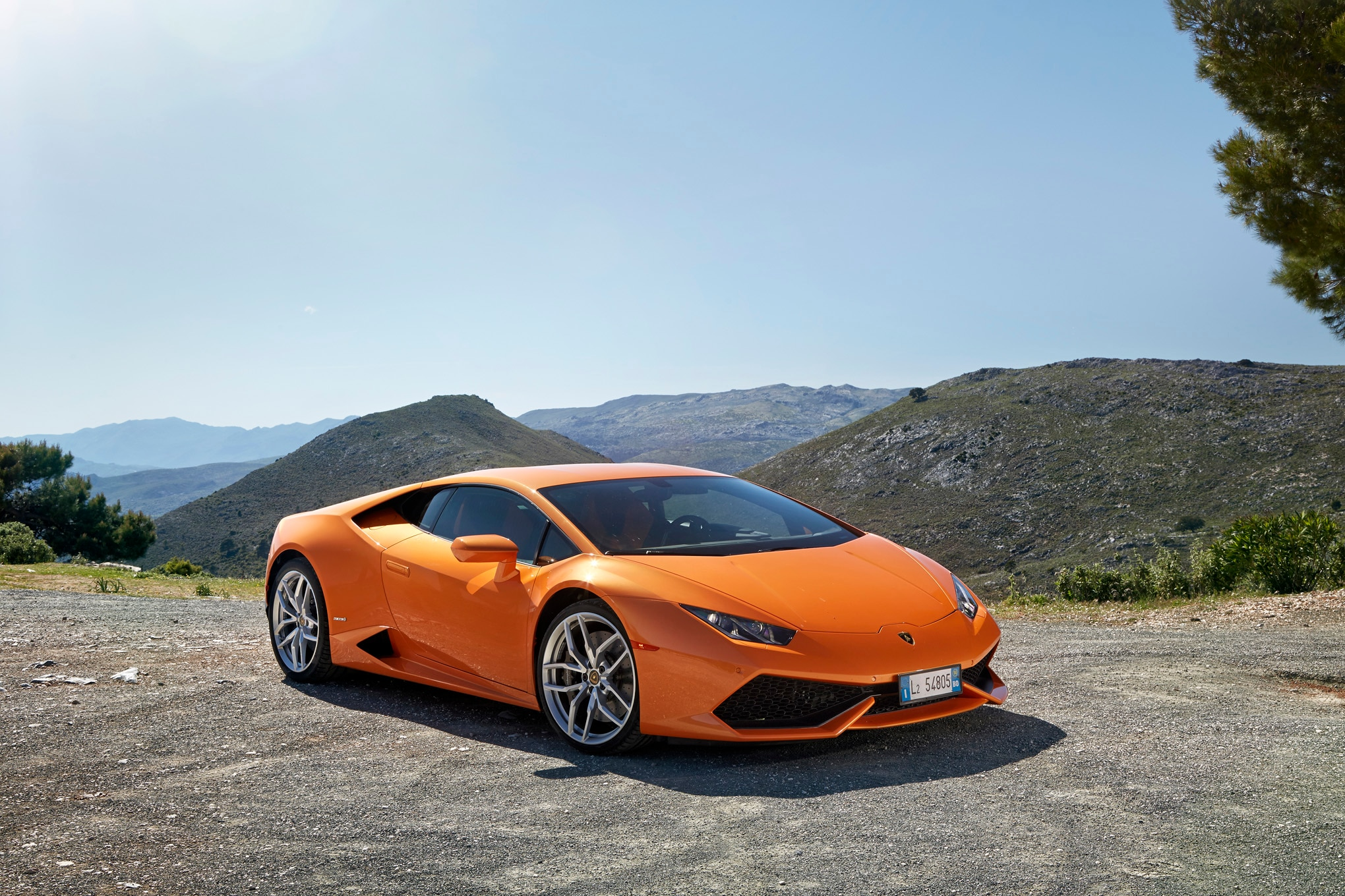 2015 lamborghini huracan review automobile magazine. Black Bedroom Furniture Sets. Home Design Ideas