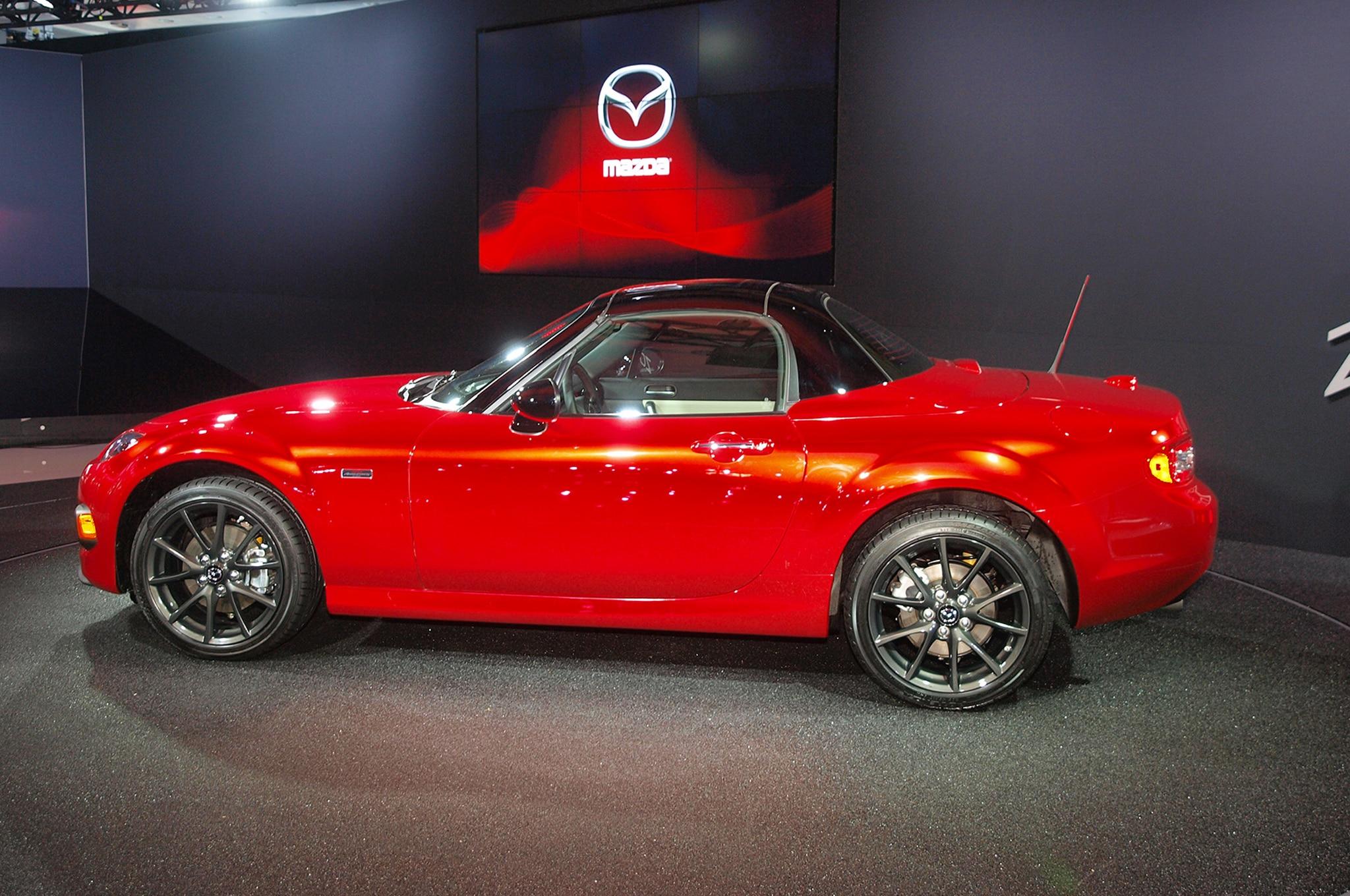 2015 mazda miata 25th anniversary edition costs $33,000 – automobile