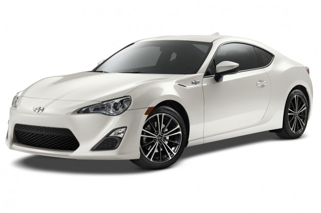 2015 Scion FR S Front Three Quarter1 660x438