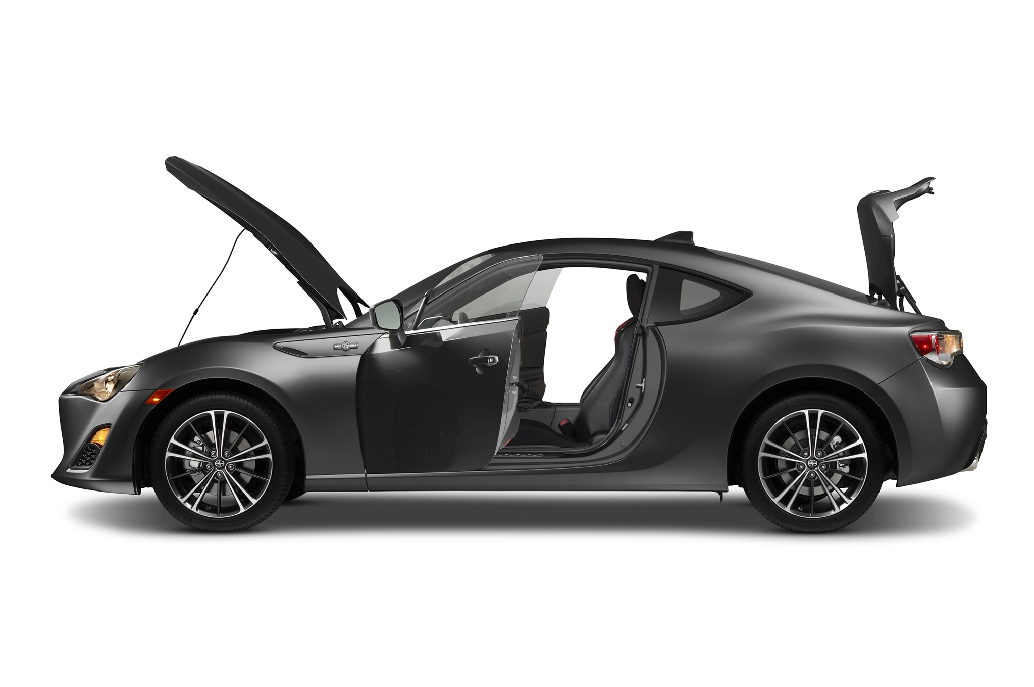 2015 scion fr s receives suspension tweaks automobile magazine. Black Bedroom Furniture Sets. Home Design Ideas